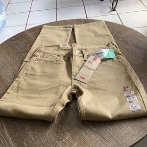Levi's 511 Slim Fit Men's Jeans Size 28X30 NWT
